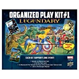 Marvel Legendary Deck Building Game Organized Play Kit #1