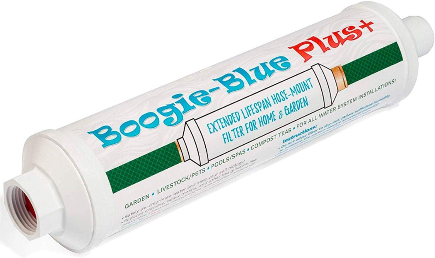 Boogie Brew Garden Hose Water Filter for RV