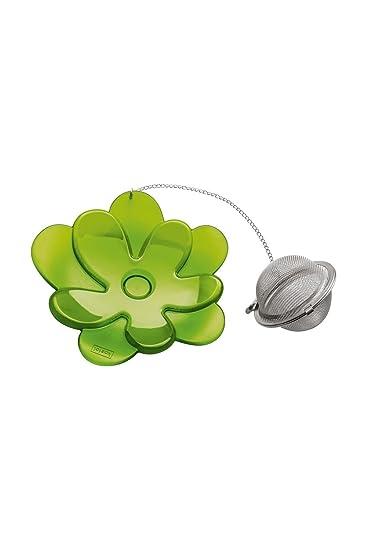 Koziol TEE-Ei mit Schale A-Pril olivgrün 3234588