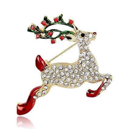 Amazon.com MOLLYCOOCLE MOTIKO Vintage Christmas Deer Elk