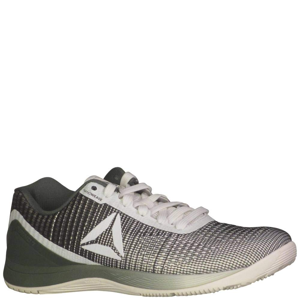 Reebok Women's Crossfit Nano 7 Sneaker, Women's chalkHunter Green, 8 M US