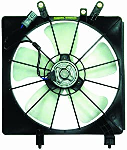 DEPO 317-55027-100 Replacement Engine Cooling Fan Assembly (This product is an aftermarket product. It is not created or sold by the OE car company)