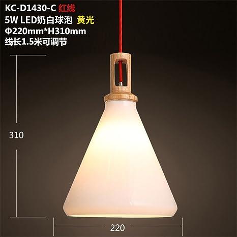 de colgante estilo rústico ShengYe Lámpara Araña techo la 8nvm0Nw