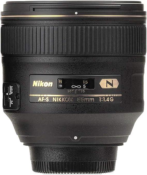 Nikon Af S 85mm 1 1 4g Objektiv Inkl Hb 55 Kamera