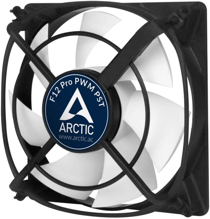 Arctic Cooling ACFAN00063A Five Pack Cooling Fan for PC Black
