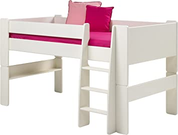 Etagenbett Steens For Kids : Steens for kids kinderbett hochbett inkl lattenrost und