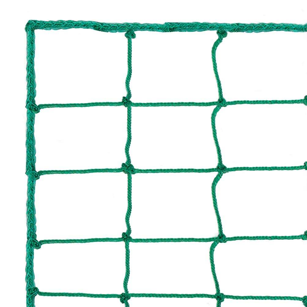 Aoneky Soccer Backstop Net, Sports Practice Barrier Net, Soccer Ball Hitting Netting, Soccer High Impact Net, Heavey Duty Soccer Containment Net, 10 x 20 Ft / 10 x 30 Ft / 10 x 40 Ft (10 x 40 ft) by Aoneky