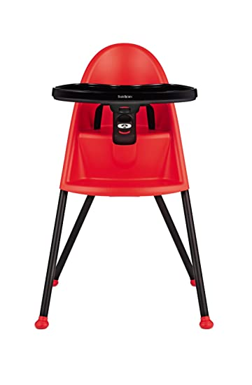 Etonnant BABYBJORN High Chair, Red