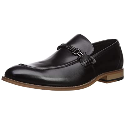 STACY ADAMS Men's Duval Moc-Toe Slip-On Penny Loafer | Loafers & Slip-Ons