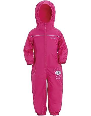 7f6f6cc4c149 Regatta Unisex Kids Puddle IV All-in-One Suit