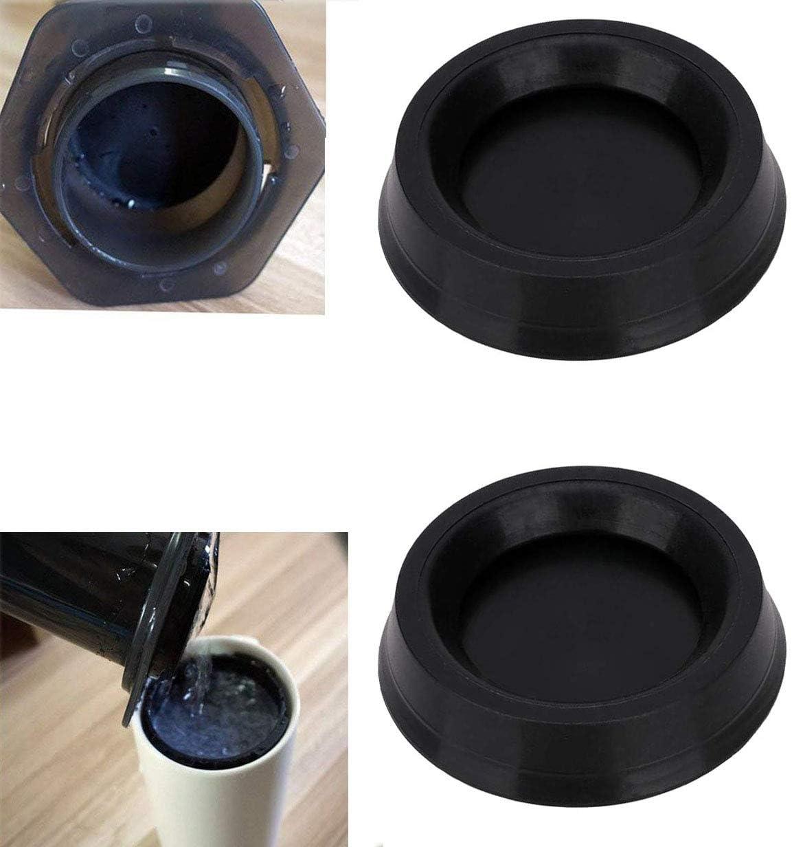 Podoy - Junta de goma para cafetera Aeropress (recambio compatible ...