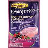 EMC 益满喜 睡眠型VC泡腾粉 浆果味 24包/盒 喝出好睡眠 美国品牌 包税