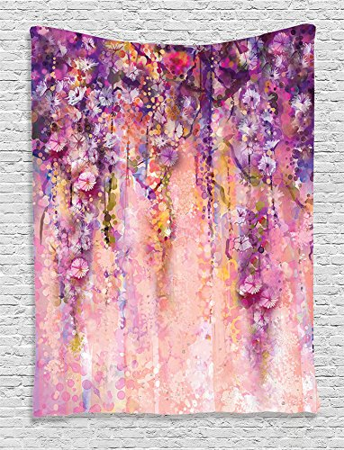 Wisteria Flowering Tree - 5