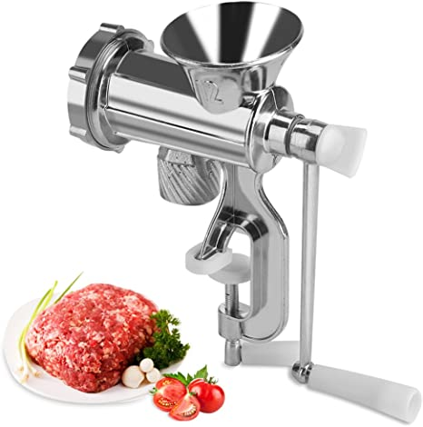 Machine for chopping meat grinder chopper manual Aluminum Bolognaise spices