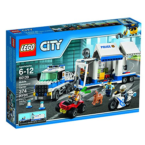 LEGO City Police Mobile Command Center 60139 Building Toy by LEGO (Image #4)