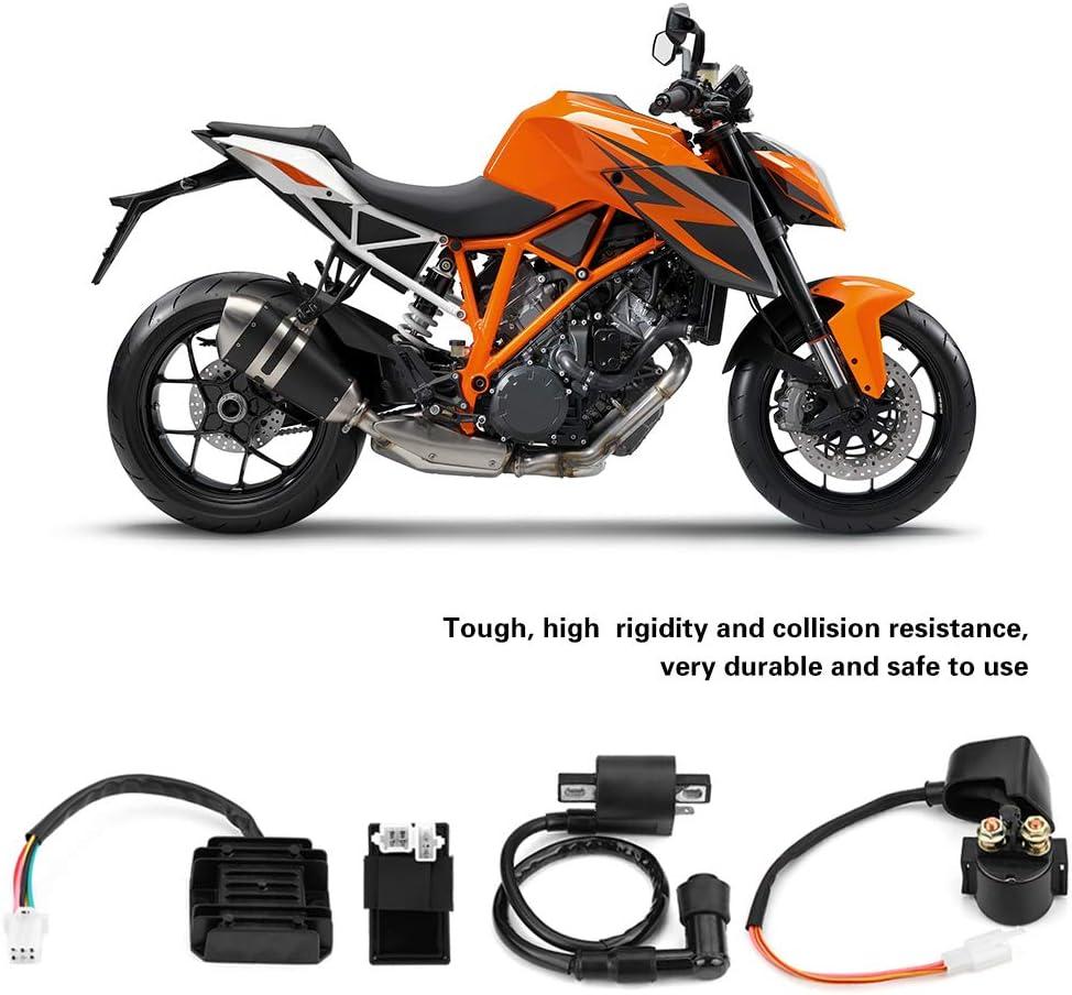 Bobina Unidad CDI Regulador Rectificador Solenoide para 150cc 250cc PIT Quad Dirt Bike ATV Buggy