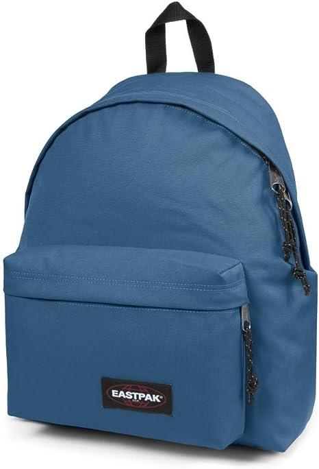 Eastpak - Mochila acolchada, color azul: Amazon.es: Ropa y accesorios