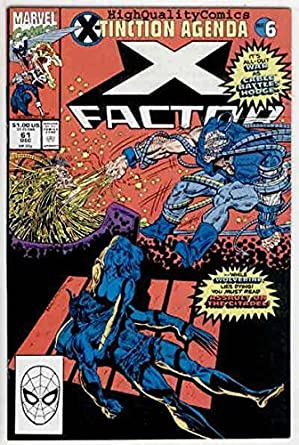 X-FACTOR #61, NM, X-Tinction Agenda, Wolverine, Cable, more XF in store