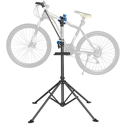 Amazon Com Yaheetech Pro Mechanic Bicycle Repair Workshop Stand
