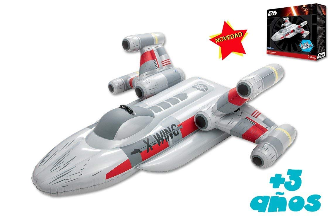 Disney- Nave espacial hinchable Star wars: Amazon.es: Juguetes y ...