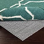 Diva At Home Standard Slip Resistant Liner for a 2.5' x 10' Area Throw Rug Runner