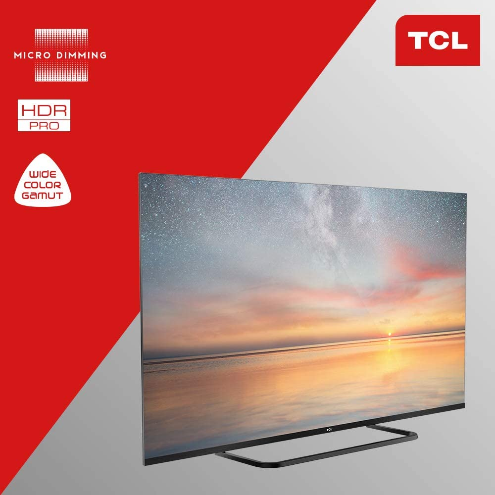 TCL TV LED 65EP681 Android TV: Amazon.es: Electrónica