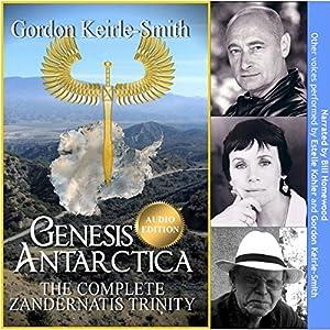 Genesis Antarctica Audiobook