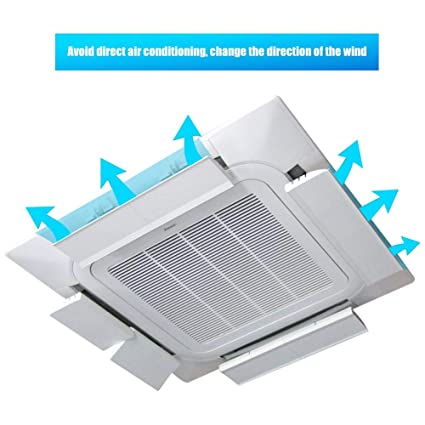 Amazon com: Smartey Central Air Conditioning Windshield Anti