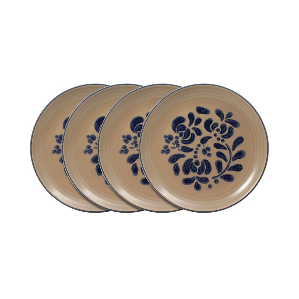 Pfaltzgraff Folk Art Luncheon Plate (8-1/2-Inch)