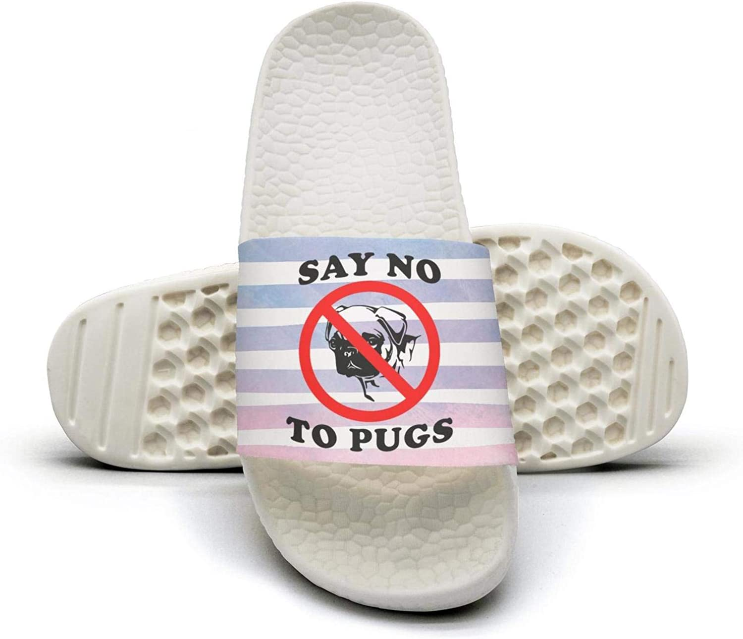 Amazoncom Mens I Want To Say No To Pugs Quotes Funny Non