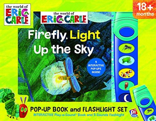 Eric Carle Box: Little Flashlight Adventure Book