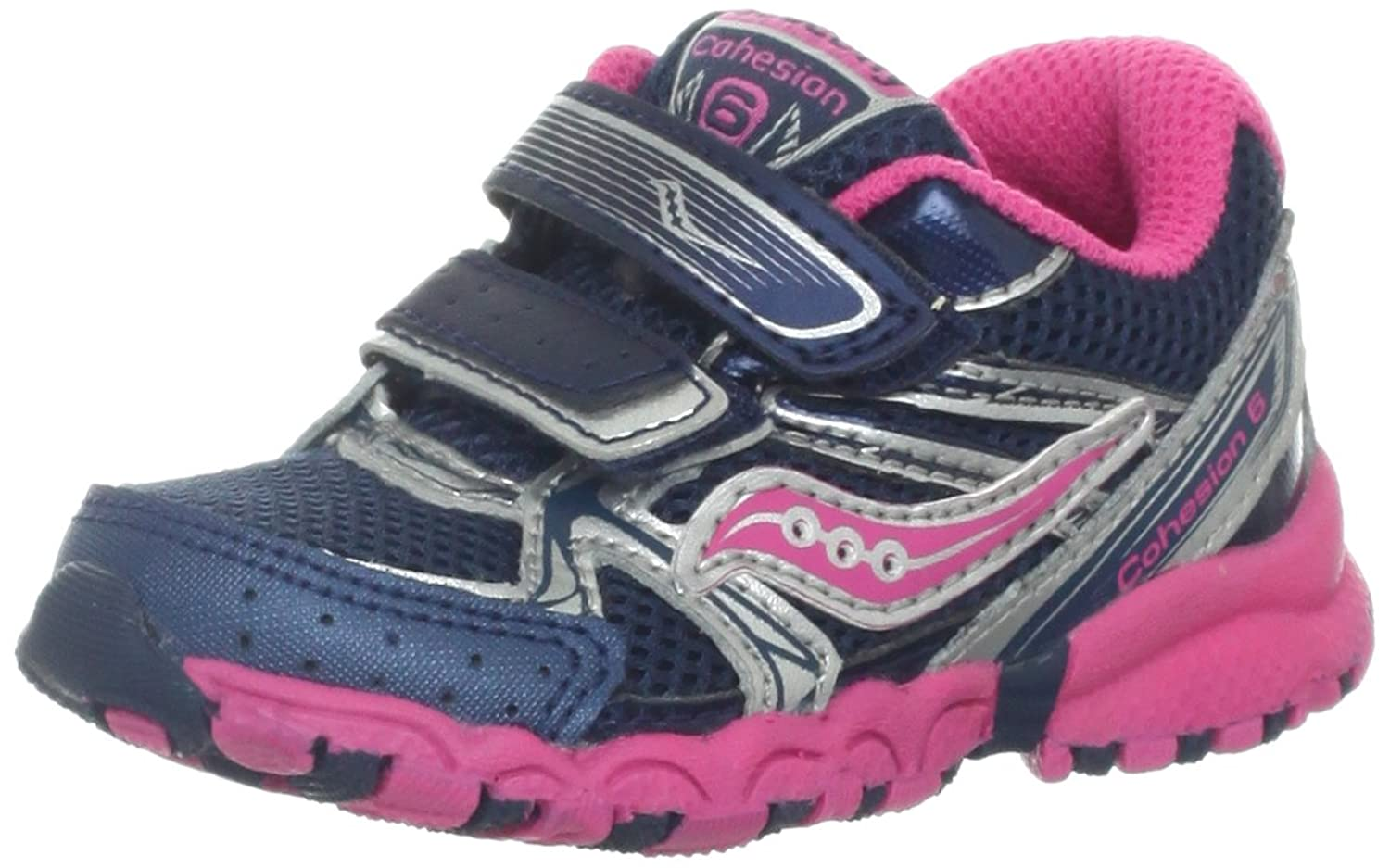 saucony girls cohesion 6