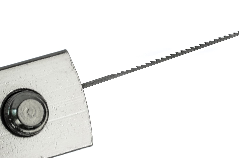 SE 81973sb2/2/in 1/Profi Juwelier-S/äge mit 144/verschiedene S/ägebl/ätter