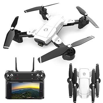 HAHA Drone, Drone con Cámara 1080P HD, Quadcopter WiFi,Avión ...