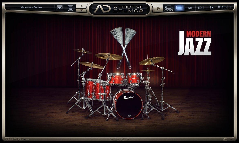 【正規品質保証】 XLN Addictive Jazz Audio Modern Jazz Brushes Addictive Modern Drums2 専用拡張音源 B00KB05KYK, 衣装レンタル:793a41cc --- svecha37.ru