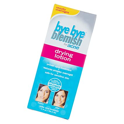 Bye Bye Blemish Drying Lotion 1 Fl Oz