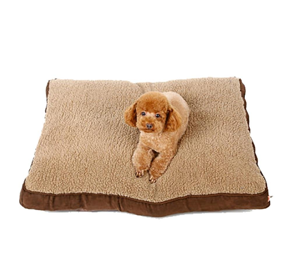 604010cm DIAMO Memory Foam Orthopedic Dog Bed, Removable Velour Cover with Waterproof Liner