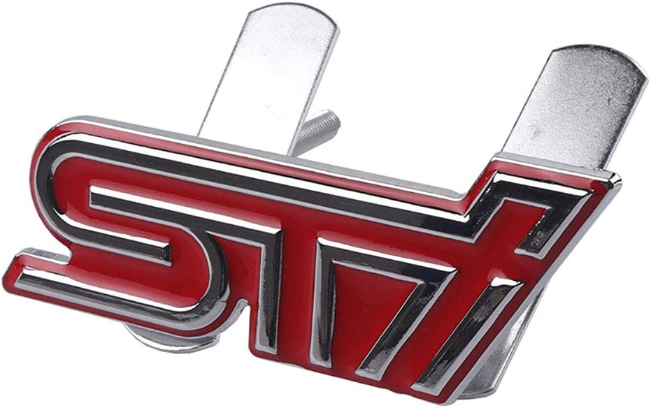 Nuovo Stemma Emblema Adesivo STI Frontale in Metallo 3D per Subaru Legacy Forester Outback Impreza Outback WRX