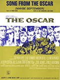 Song From The Oscar (Maybe September) [Sheet Music] from The Oscar Movie