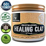 Instant Results - Top Tier Quality! - Revitalizing Bentonite Healing Clay for Clear, Soft Skin - Free Home Remedies & Masks Ebook ...