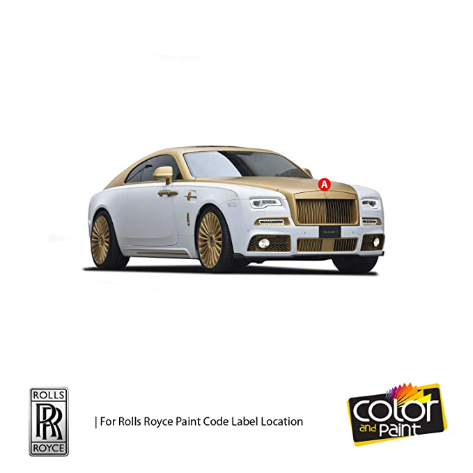 Amazon Color And Paint Rolls Royce Phantomflagstone Pearl Rhamazon: Rolls Royce Paint Code Location At Gmaili.net