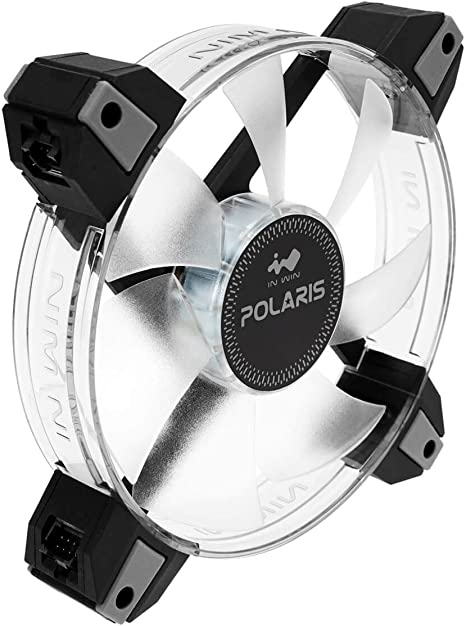 In Win Polaris RGB Twin Pack Carcasa del Ordenador Ventilador ...