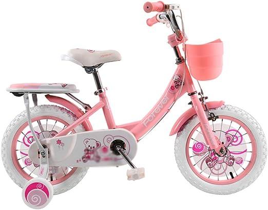 DT Bicicleta para niños 3 años de Edad Bicicleta de bebé 2-4-6 ...