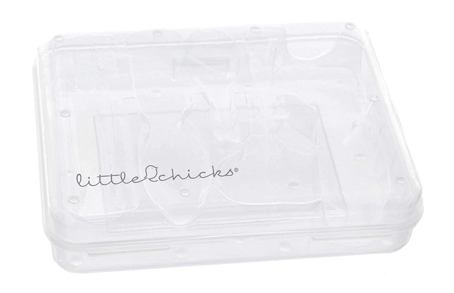Little Chicks 10 Piece Grooming Kit with Storage Case