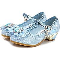 Chicas Zapatos de tacón Alto Primavera y otoño