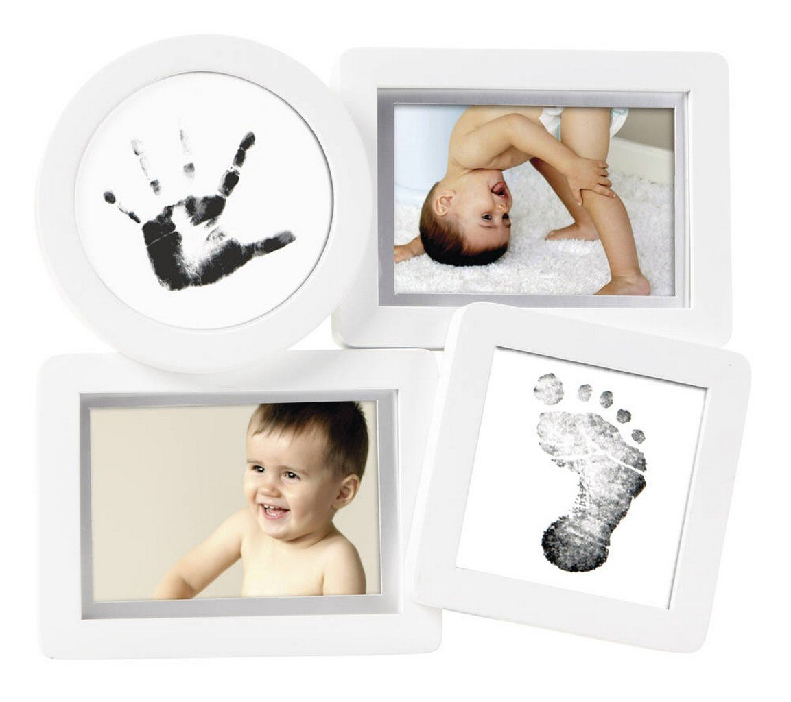 Pearhead Cadre Montage//Babyprints//Collage