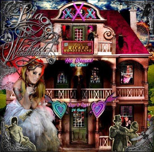 Vinilo : Lita Ford - Wicked Wonderland (Bonus Tracks)