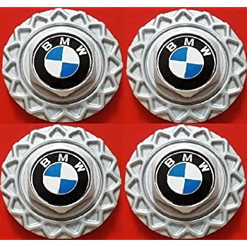 Four (4) 1984-1991 BMW BBS 14