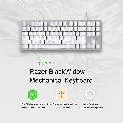 BlackWidow Mechanical Keyboard Gaming 87 Teclas Interruptores ...