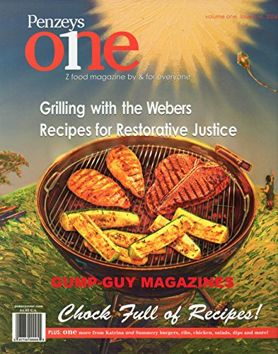 Penzeys ONE - The food magazine by & for everyone (Volume One, Issue Five) (1 Ribeye Steak)